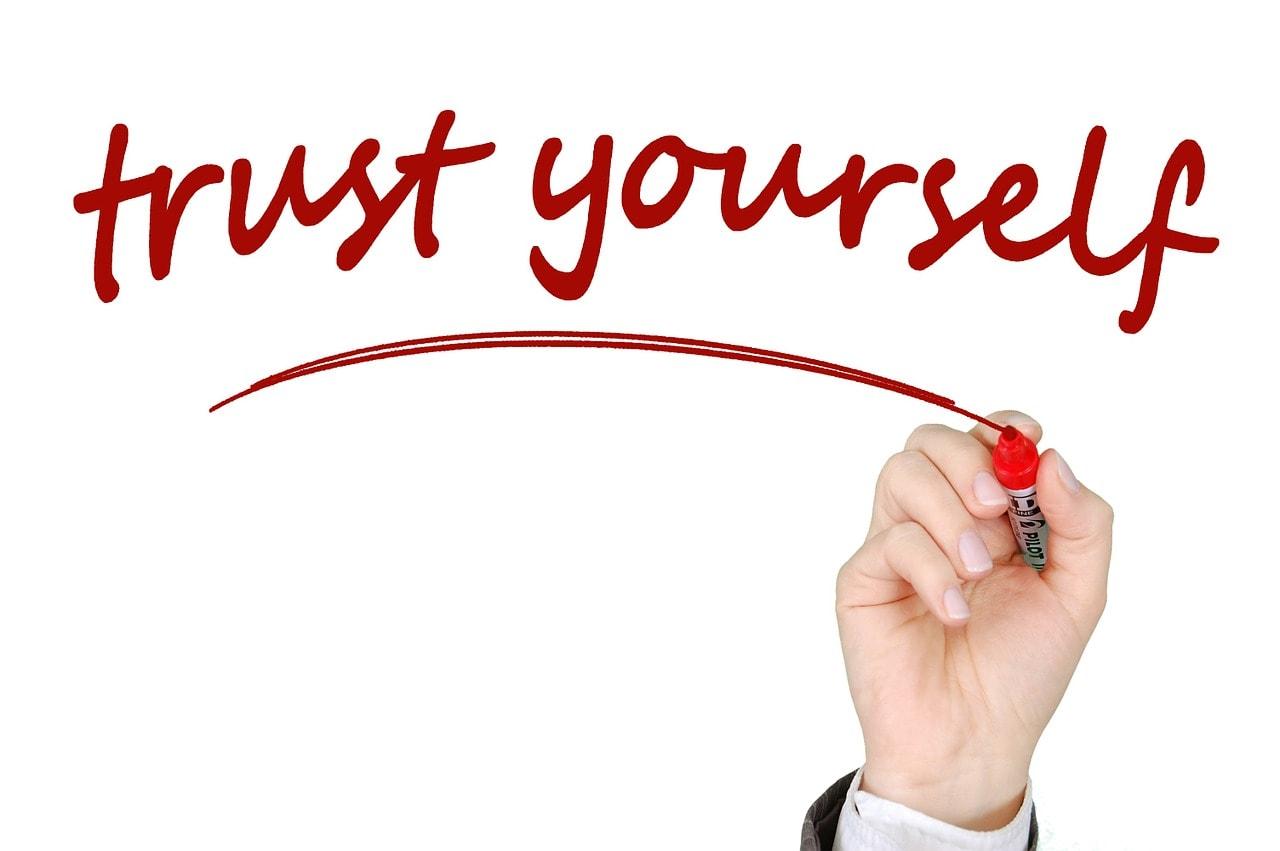 正确评估自己,建立自己的疏解通道